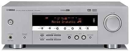 amazon com yamaha htr 5930sl 5 1 channel digital home theater rh amazon com Yamaha HTR-5930 ManualDownload Yamaha HTR 5930 Setup