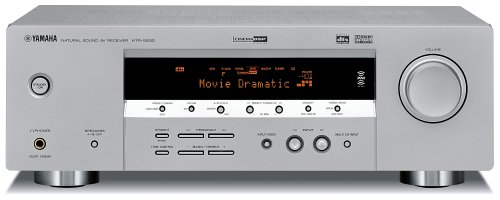 home theater yamaha. amazon.com: yamaha htr-5930sl 5.1-channel digital home theater receiver, silver (discontinued by manufacturer): audio \u0026