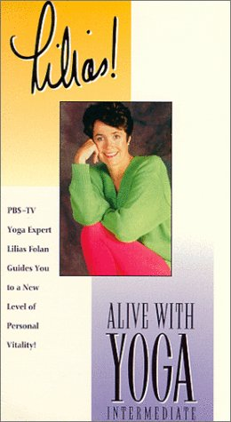 Lilias! Alive with Yoga: Intermediate [VHS] by Goldhill Home Media