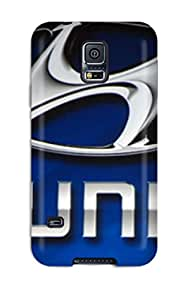 Hot Snap-on Hyundai Logo Hard Cover Case/ Protective Case For Galaxy S5