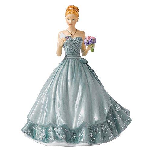 Birthday Doulton Royal Figurine (Royal Doulton Happy Birthday 2015 Figurine of the Year)
