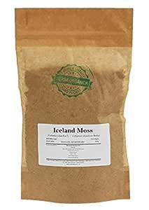 Iceland Moss - Cetraria Islandica L # Herba Organica # (100g) #3