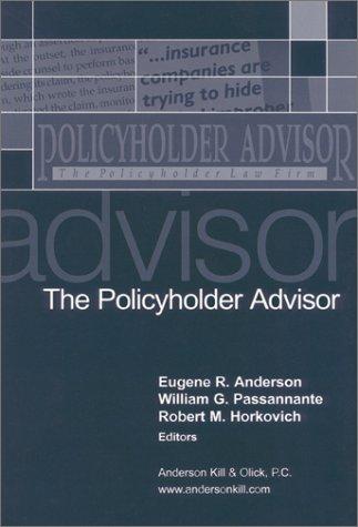 The Policyholder Advisor