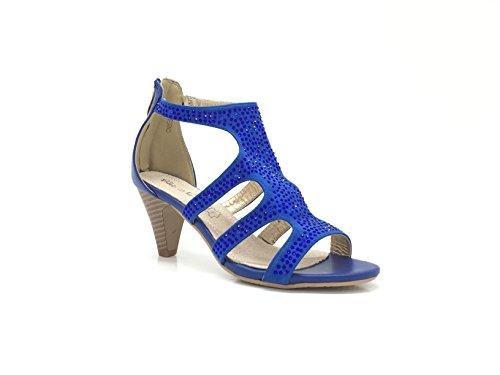 CHIC NANA Women's Court Shoes Blue QejfC1p