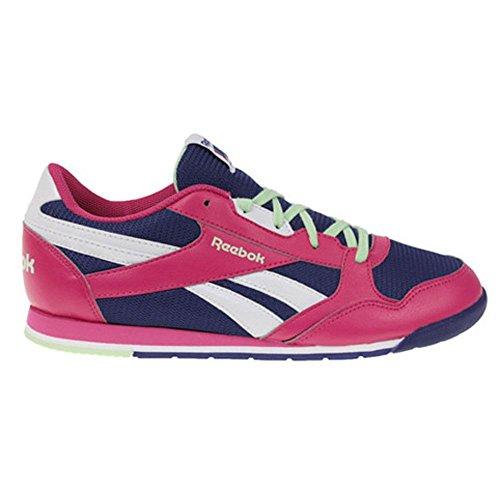 Fille Violet Baskets pink Mode Pour Reebok xqw1OPfzw