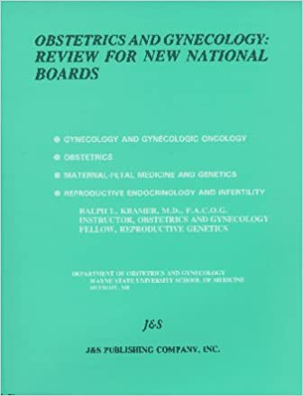 Obstetrics and Gynecology: Review for New National Boards (OB/GYN