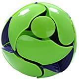 Switch Pitch 4 Inch Color-Flipping Ball Green to Blue
