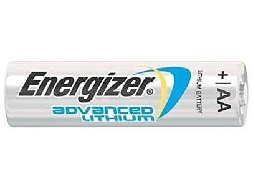 - 100x Energizer AA Lithium Batteries Advanced EA91 Exp:2036 BULK USA Wholesale