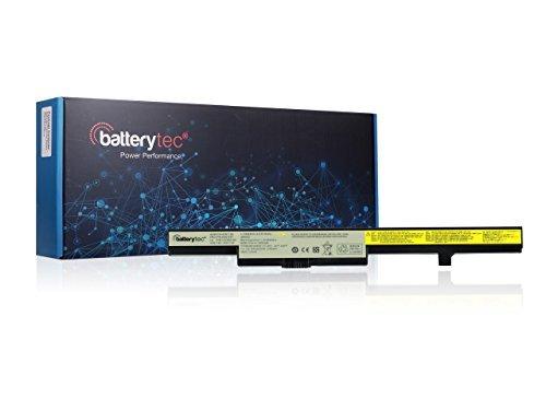 Batterytec® Laptop Battery for LENOVO IdeaPad M4400 M4450 M4450A V4400 V4400A Series, LENOVO Eraser M4400 M4400A M4450 M4450A Series,LENOVO Eraser B50 B50-30 B50-30 Touch Series, LENOVO Eraser B50-45 B50-70 N40 N40-30 N40-45 N40-70 N50 N50-30 N50-45 N50-70, LENOVO IdeaPad B40 B40-30 B40-45 B40-70 B50 B50-30 B50-30 Touch Series; LENOVO IdeaPad B50-45 B50-70 N40 N40-30 N40-45 N40-70 N50 N50-30 N50-45 N50-70; 121500191 45N1184 45N1185 4ICR18/65 4ICR19/66 L12L4E55 L13M4A01 L13L4A01. [14.4V 2200mAh, 1 Year Warranty] -