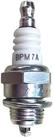 Huri Filtre /à air /& Filtre /à essence Bougie dallumage pour Stihl BG45 BG46 BG55 BG65 BG85 SH55 SH85 Souffleur /à feuilles # 4229 120 1800