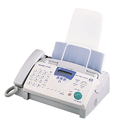 Sharp UX465 Fax Machine