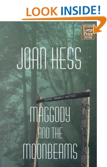 Read Online Maggody and the Moonbeams: An Arly Hanks Mystery ebook