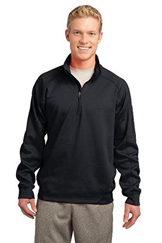 Fleece 1/4 Zip Pullover - 5