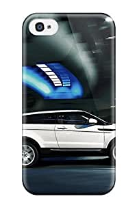Best Defender Case With Nice Appearance (range Rover Evoque 29) For Iphone 4/4s