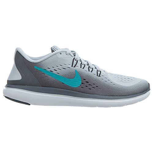 Sense Pure Clear Women's Running Scarpe Indoor Donna Jade RN 007 Free Shoe Black Grey Nike Cool Platinum Multicolore Sportive tpqPq
