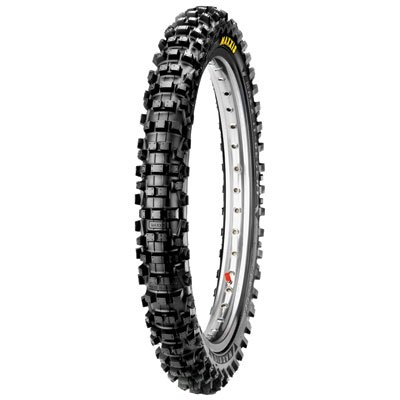 80/100x21 Maxxis Maxx Cross Desert Intermediate Terrain Tire for Honda MT250 1974-1976 by Maxxis (Image #1)