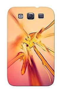 Pouchedgrate Galaxy S3 Hybrid Tpu Case Cover Silicon Bumper Strands