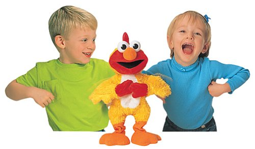 Fisher-Price Chicken Dance Elmo ()