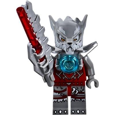 Lego Chima Wakz Minifigure: Toys & Games