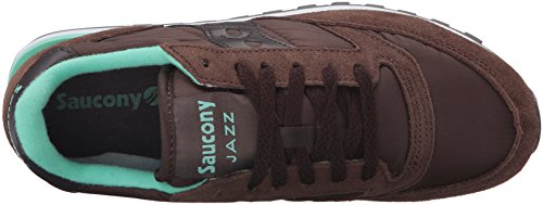 Original Jazz Brown Saucony Women's Sneaker Originals RUwwqOHP