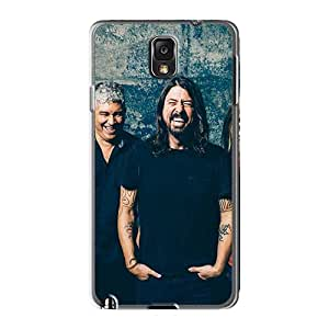 Samsung Galaxy Note3 EIc3598ndXA Custom Vivid Foo Fighters Pictures Protective Cell-phone Hard Covers -KaraPerron