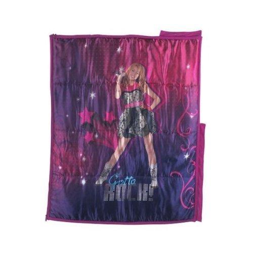 Disney Hannah Montana 3-in-1 Comfy Wrap (Montana Hannah Blanket)