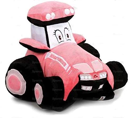 Pink Tractor - Sparex Mini Pillow Pets Pink Tractor Massey Ferguson 8737