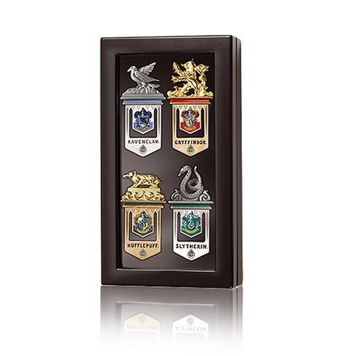 Hogwarts Lesezeichen-Set The Noble Collection NN7039 Harry Schreibwaren für die Schule
