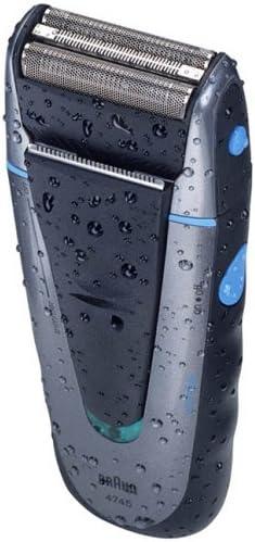 Braun 4745 TriControl 4000 - Afeitadora lavable para hombre ...