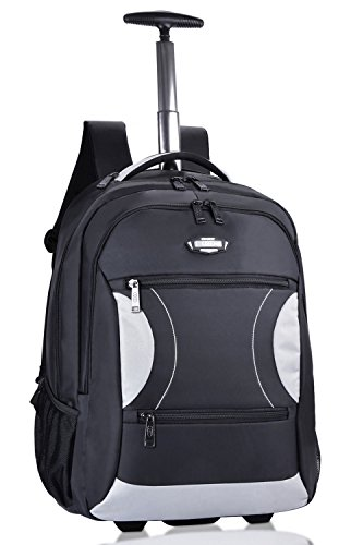 trolley backpack laptop - 8