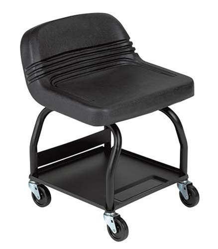 Whiteside Manufacturing USA Made - Professional HD Mechanic's Seat (HRS) (Best Heavy Duty Creeper)