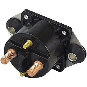 NEW FOUR POST SOLENOID REPLACES MERCURY MARINE 89-818999A1 89-818999A2 SW-099