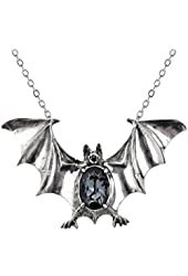 Drakvlya Gem Necklace by Alchemy Gothic, England