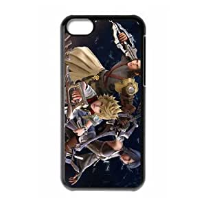 kingdom hearts iPhone 5c Cell Phone Case Black Delicate gift AVS_659257