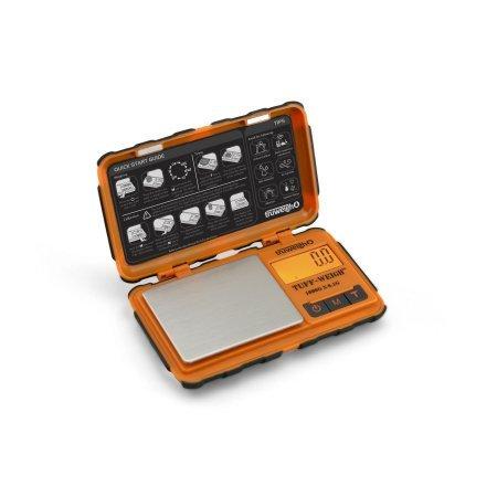 TUFF-WEIGH Digital Mini Scale 1000g x 0.1g Orange / Black