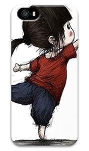Fashion iphone 5/5s tpu case for fashion background-10