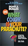 What Color Is Your Parachute? 2002, Richard Nelson Bolles, 1580083420