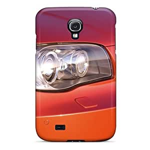 High Impact Dirt/shock Proof Cases Covers For Galaxy S4 (bmw 1 Series Coupe Headlights)