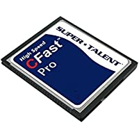 Super Talent Cfast Pro Card 32GB Reliable MLC  NAND Type Flash (FDM032JMDF)