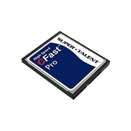 Super Talent Technology Cfast Pro 32GB Memoria Flash ...
