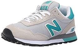 New Balance Women's WL515 Core Running Shoe, Microchip/Galapagos, 12 B US