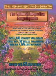 The 8 best natural remedies encyclopedia