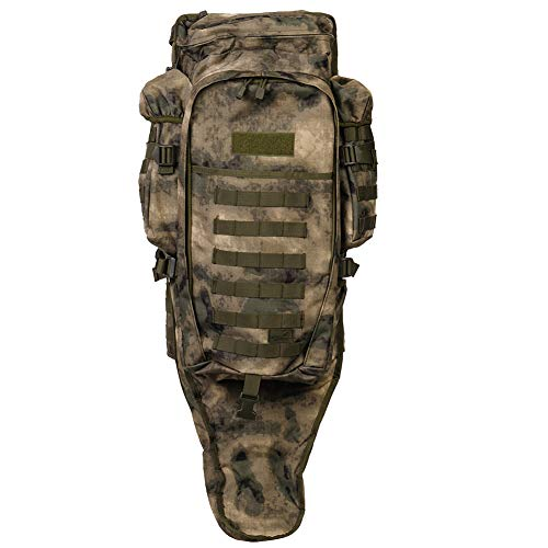 GLORYFIRE Rifle Backpack Assault Tactical Gun Backpacks Hunting Military Backpack Molle Webbing Waterproof Bag ()