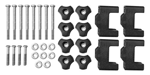 Rhino-Rack Fit Kit for Rhino Euro/Thule Square Crossbar