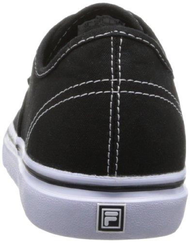 white Scarpe Classic Uk Fila Sneakers Black Canvas Taglie Uomo 8w7Px