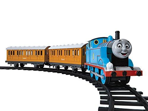 The Engine Blue Edward (Lionel 711903 Thomas & Friends Ready to Play Train Set (35 Piece))