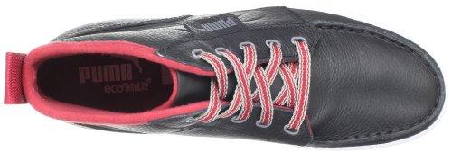 Puma completa las zapatillas de running Haraka XCS Black/Jester Red/White