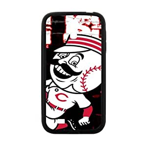Cool painting Baseball Fashion Comstom Plastic case cover For Samsung Galaxy S4