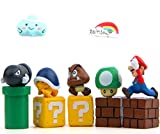 Super Mario Fridge Magnets - 16 PCS Refrigerator Magnets,Office Magnets,Calendar Magnet,Whiteboard Magnets,Perfect Decorative Magnet