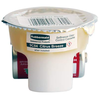 RCP9C8401 - Rubbermaid Sebreeze Odor-Absorbing Fragrance Cassette
